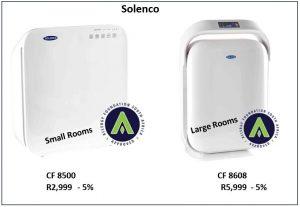 Solenco - Air Purifier