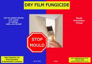 Dry Film Fungicide